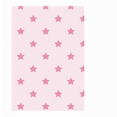 Stars Pattern Small Garden Flag (two Sides) by Valentinaart