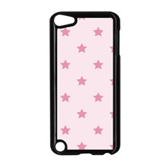 Stars Pattern Apple Ipod Touch 5 Case (black) by Valentinaart