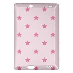 Stars Pattern Amazon Kindle Fire Hd (2013) Hardshell Case by Valentinaart