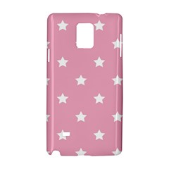 Stars Pattern Samsung Galaxy Note 4 Hardshell Case by Valentinaart