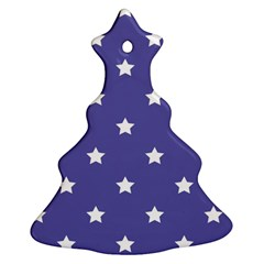 Stars Pattern Ornament (christmas Tree)