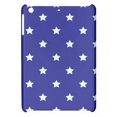Stars Pattern Apple Ipad Mini Hardshell Case by Valentinaart