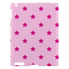 Stars Pattern Apple Ipad 3/4 Hardshell Case by Valentinaart