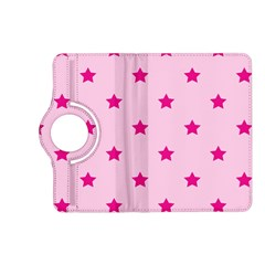 Stars Pattern Kindle Fire Hd (2013) Flip 360 Case by Valentinaart