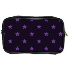 Stars Pattern Toiletries Bags by Valentinaart
