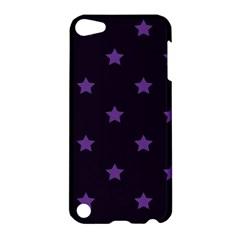 Stars Pattern Apple Ipod Touch 5 Hardshell Case by Valentinaart