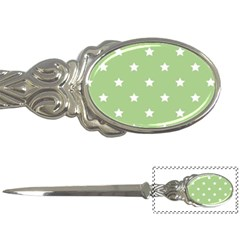 Stars Pattern Letter Openers by Valentinaart