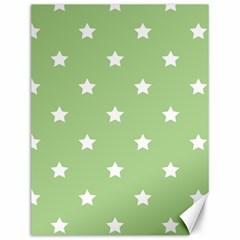 Stars Pattern Canvas 12  X 16   by Valentinaart