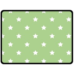 Stars Pattern Double Sided Fleece Blanket (large)  by Valentinaart