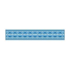 Pattern Flano Scarf (mini) by Valentinaart