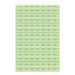 Pattern Shower Curtain 48  X 72  (small)  by Valentinaart