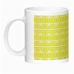 Pattern Night Luminous Mugs by Valentinaart