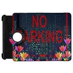 No Parking  Kindle Fire Hd 7  by Valentinaart