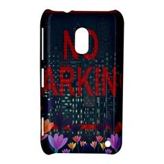 No Parking  Nokia Lumia 620 by Valentinaart