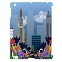 Urban Nature Apple Ipad 3/4 Hardshell Case (compatible With Smart Cover) by Valentinaart