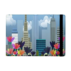 Urban Nature Apple Ipad Mini Flip Case by Valentinaart