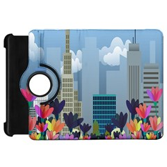 Urban Nature Kindle Fire Hd 7  by Valentinaart