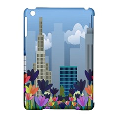 Urban Nature Apple Ipad Mini Hardshell Case (compatible With Smart Cover) by Valentinaart