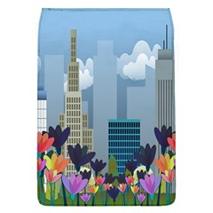 Urban Nature Flap Covers (l)  by Valentinaart