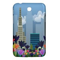 Urban Nature Samsung Galaxy Tab 3 (7 ) P3200 Hardshell Case  by Valentinaart