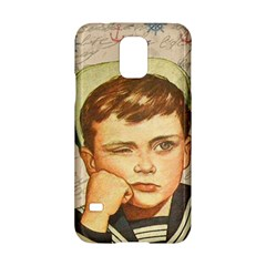 Little Sailor  Samsung Galaxy S5 Hardshell Case  by Valentinaart