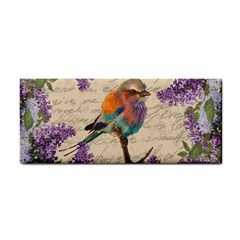 Vintage Bird And Lilac Cosmetic Storage Cases by Valentinaart