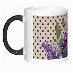 Vintage Lilac Morph Mugs by Valentinaart