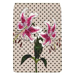 Vintage Flowers Flap Covers (s)  by Valentinaart