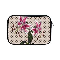 Vintage Flowers Apple Ipad Mini Zipper Cases by Valentinaart