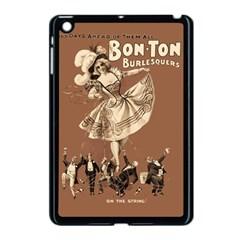 Bon Ton Apple Ipad Mini Case (black) by Valentinaart