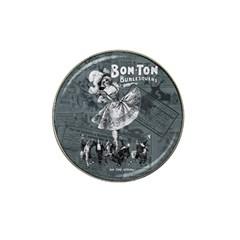 Bon Ton Hat Clip Ball Marker (10 Pack) by Valentinaart
