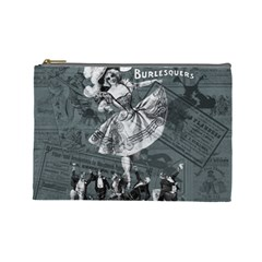 Bon Ton Cosmetic Bag (large)  by Valentinaart