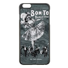 Bon Ton Apple Iphone 6 Plus/6s Plus Black Enamel Case by Valentinaart