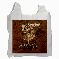 Bon Ton Recycle Bag (one Side) by Valentinaart