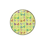 Toys pattern Hat Clip Ball Marker (10 pack) Front