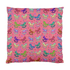 Toys Pattern Standard Cushion Case (two Sides) by Valentinaart