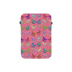 Toys Pattern Apple Ipad Mini Protective Soft Cases by Valentinaart