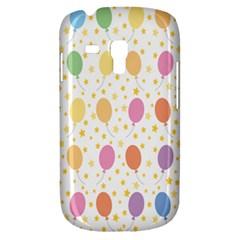 Balloon Star Rainbow Galaxy S3 Mini by Mariart