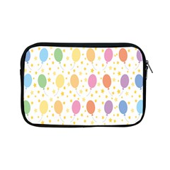 Balloon Star Rainbow Apple Ipad Mini Zipper Cases by Mariart