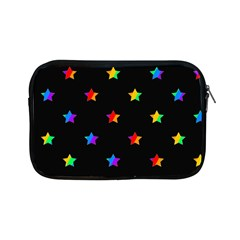 Stars Pattern Apple Ipad Mini Zipper Cases by Valentinaart