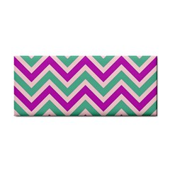 Zig Zags Pattern Cosmetic Storage Cases by Valentinaart