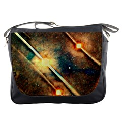 Light Space Messenger Bags by DeneWestUK