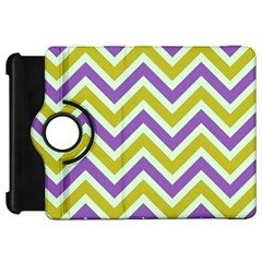 Zig Zags Pattern Kindle Fire Hd 7  by Valentinaart