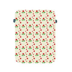 Flower Floral Sunflower Rose Star Red Green Apple Ipad 2/3/4 Protective Soft Cases by Mariart