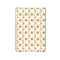 Flower Floral Sunflower Rose Star Red Green Ipad Mini 2 Hardshell Cases by Mariart