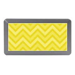 Zig Zags Pattern Memory Card Reader (mini) by Valentinaart