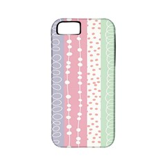 Heart Love Valentine Polka Dot Pink Blue Grey Purple Red Apple Iphone 5 Classic Hardshell Case (pc+silicone) by Mariart