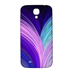 Color Purple Blue Pink Samsung Galaxy S4 I9500/i9505  Hardshell Back Case by Mariart