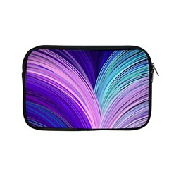 Color Purple Blue Pink Apple Macbook Pro 13  Zipper Case by Mariart