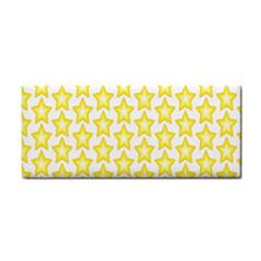 Yellow Orange Star Space Light Cosmetic Storage Cases by Mariart